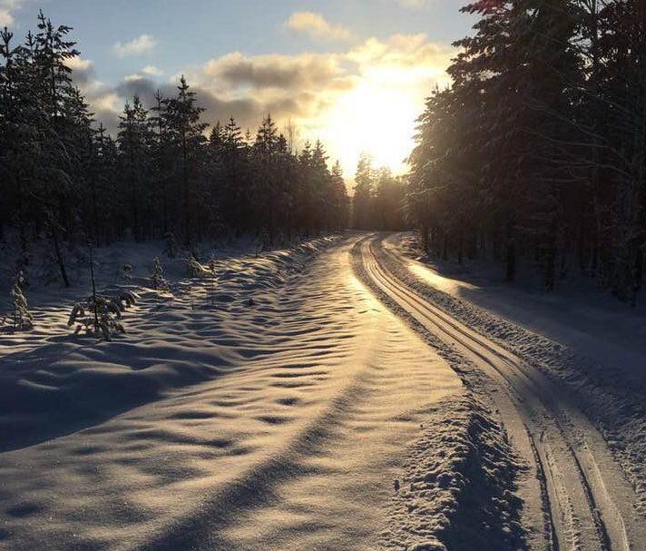 Välj vallningsfria längdskidor när du ska ge dig ut i längdspåret för längdåkning. Ett par vallningsfria längdskidor gör att du slipper tänka på valla och väder och bara kan åka när det passar dig.